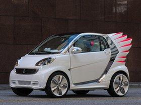 Ver foto 1 de Smart ForJeremy Concept 2012