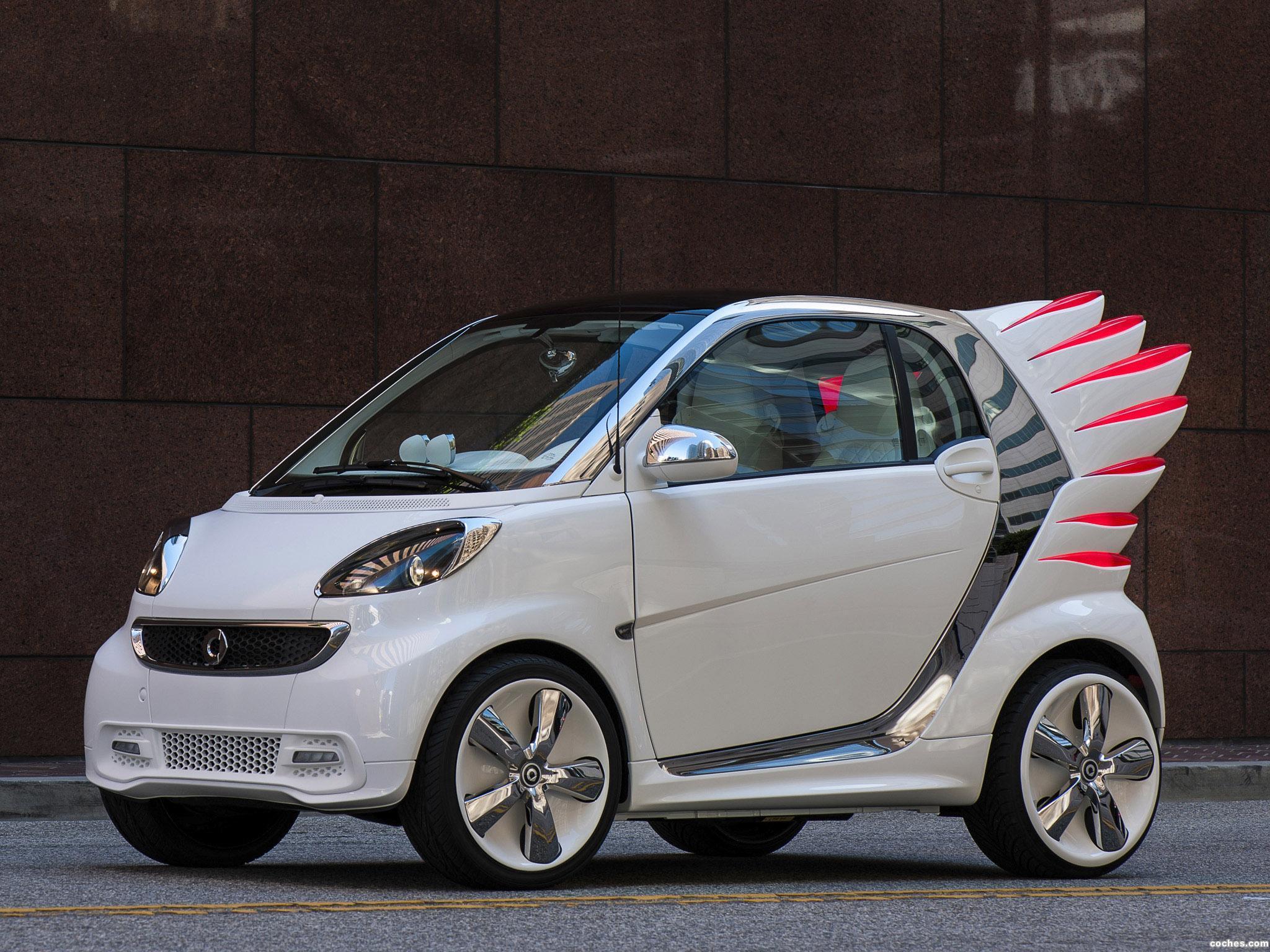 Foto 0 de Smart ForJeremy Concept 2012