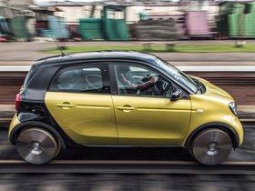 Ver foto 3 de Smart ForRail Concept 2015