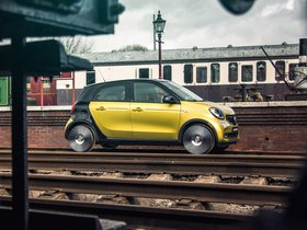 Ver foto 2 de Smart ForRail Concept 2015