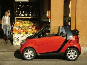 Ver foto 3 de Smart ForTwo Cabrio 2007
