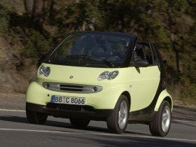 Ver foto 8 de Smart ForTwo Cabrio 2005