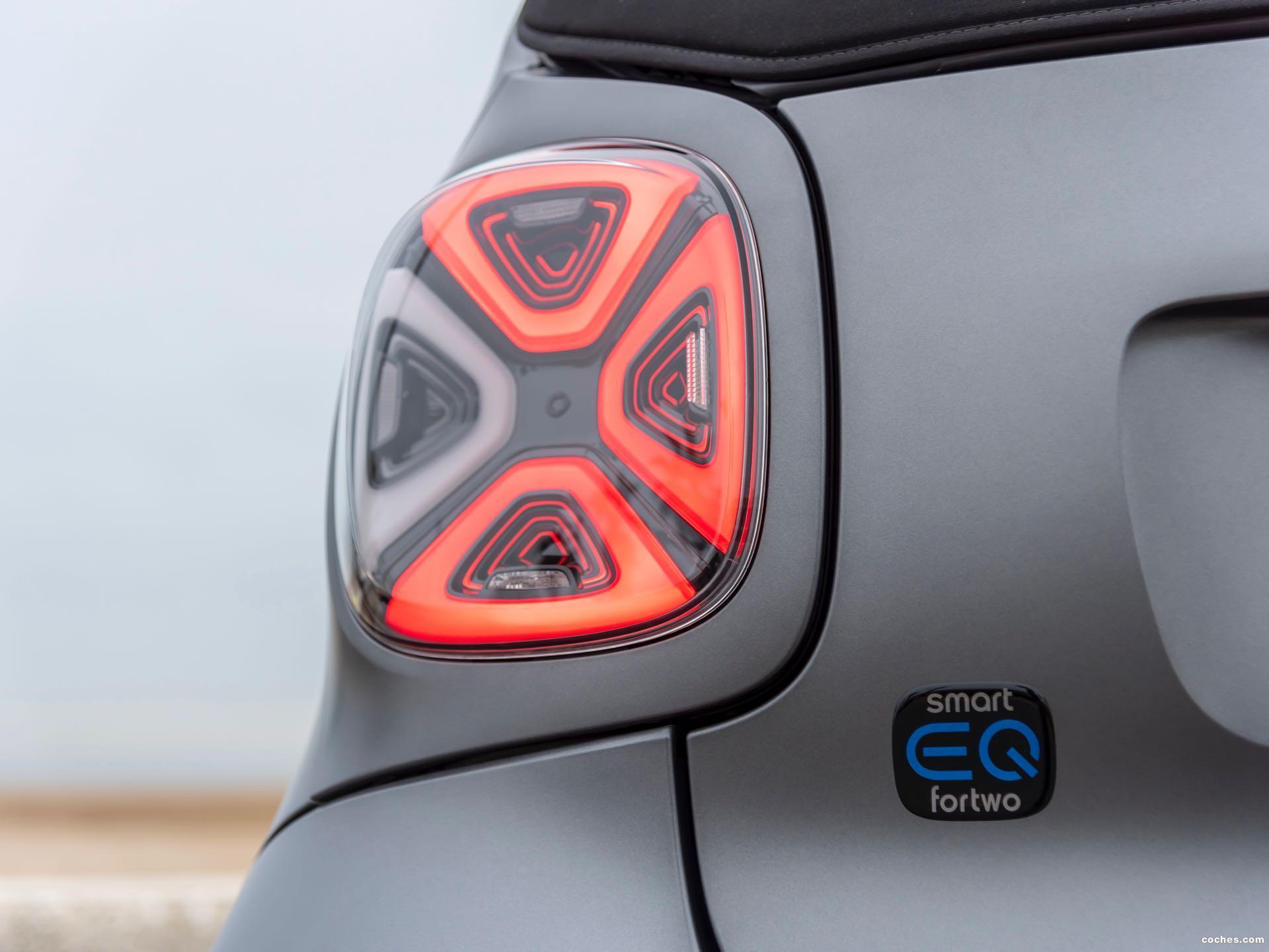 Foto 5 de Smart fortwo cabrio EQ pulse 2020