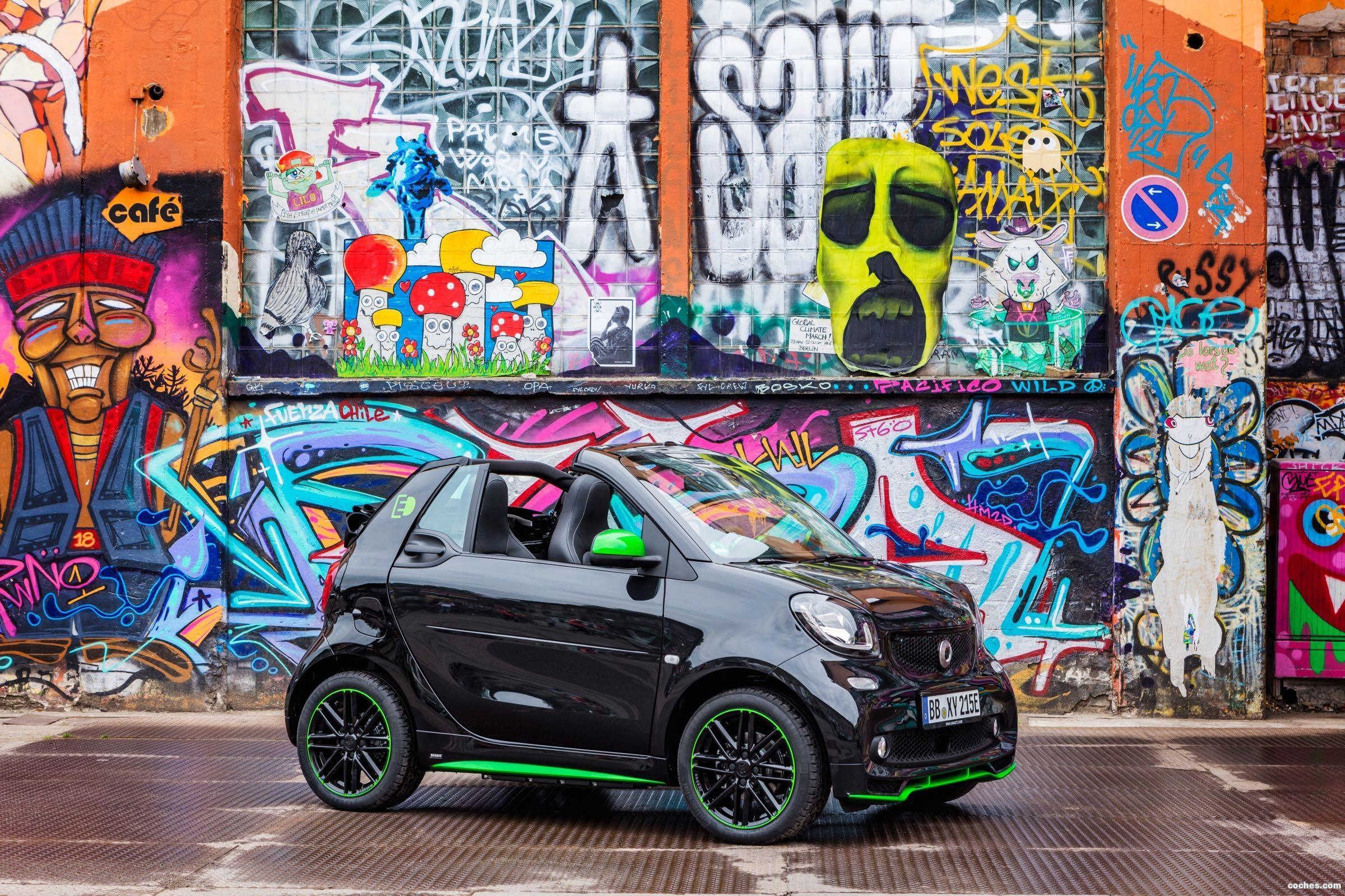 Foto 15 de Smart fortwo cabrio electric drive 2017