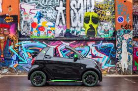 Ver foto 33 de Smart fortwo cabrio electric drive 2017