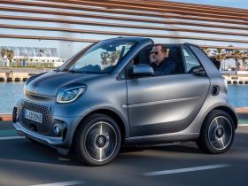 Ver foto 3 de Smart fortwo cabrio EQ pulse 2020