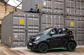 Ver foto 28 de Smart fortwo cabrio electric drive 2017