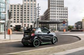 Ver foto 4 de Smart fortwo cabrio electric drive 2017