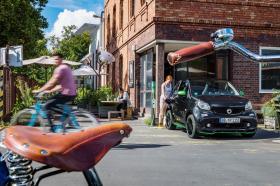 Ver foto 37 de Smart fortwo cabrio electric drive 2017