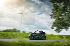 Ver foto 36 de Smart fortwo cabrio electric drive 2017