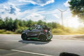 Ver foto 11 de Smart fortwo cabrio electric drive 2017