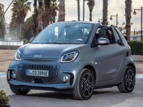 Ver foto 2 de Smart fortwo cabrio EQ pulse 2020