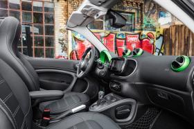 Ver foto 18 de Smart fortwo cabrio electric drive 2017
