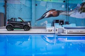 Ver foto 34 de Smart fortwo cabrio electric drive 2017