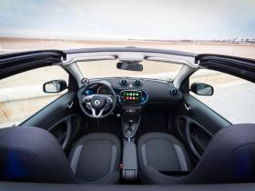 Ver foto 11 de Smart fortwo cabrio EQ pulse 2020