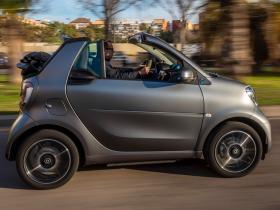 Ver foto 8 de Smart fortwo cabrio EQ pulse 2020