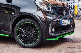 Ver foto 17 de Smart fortwo cabrio electric drive 2017