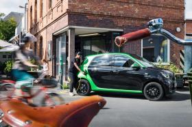 Ver foto 9 de Smart fortwo cabrio electric drive 2017