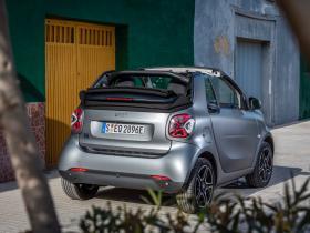 Ver foto 9 de Smart fortwo cabrio EQ pulse 2020