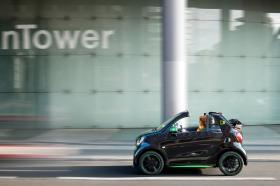 Ver foto 39 de Smart fortwo cabrio electric drive 2017