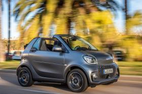 Ver foto 4 de Smart fortwo cabrio EQ pulse 2020