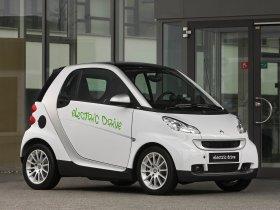 Fotos de Smart ForTwo EV Concept 2009