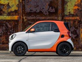 Ver foto 7 de Smart ForTwo Edition 1 Coupe C453 2014