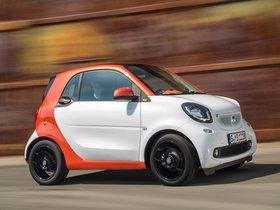 Ver foto 3 de Smart ForTwo Edition 1 Coupe C453 2014