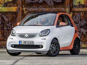 Fotos de Smart ForTwo Edition 1 Coupe C453 2014