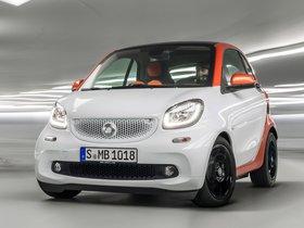 Ver foto 11 de Smart ForTwo Edition 1 Coupe C453 2014