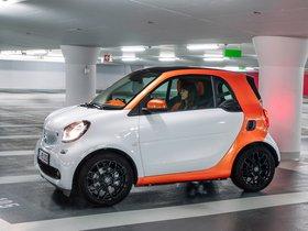 Ver foto 10 de Smart ForTwo Edition 1 Coupe C453 2014