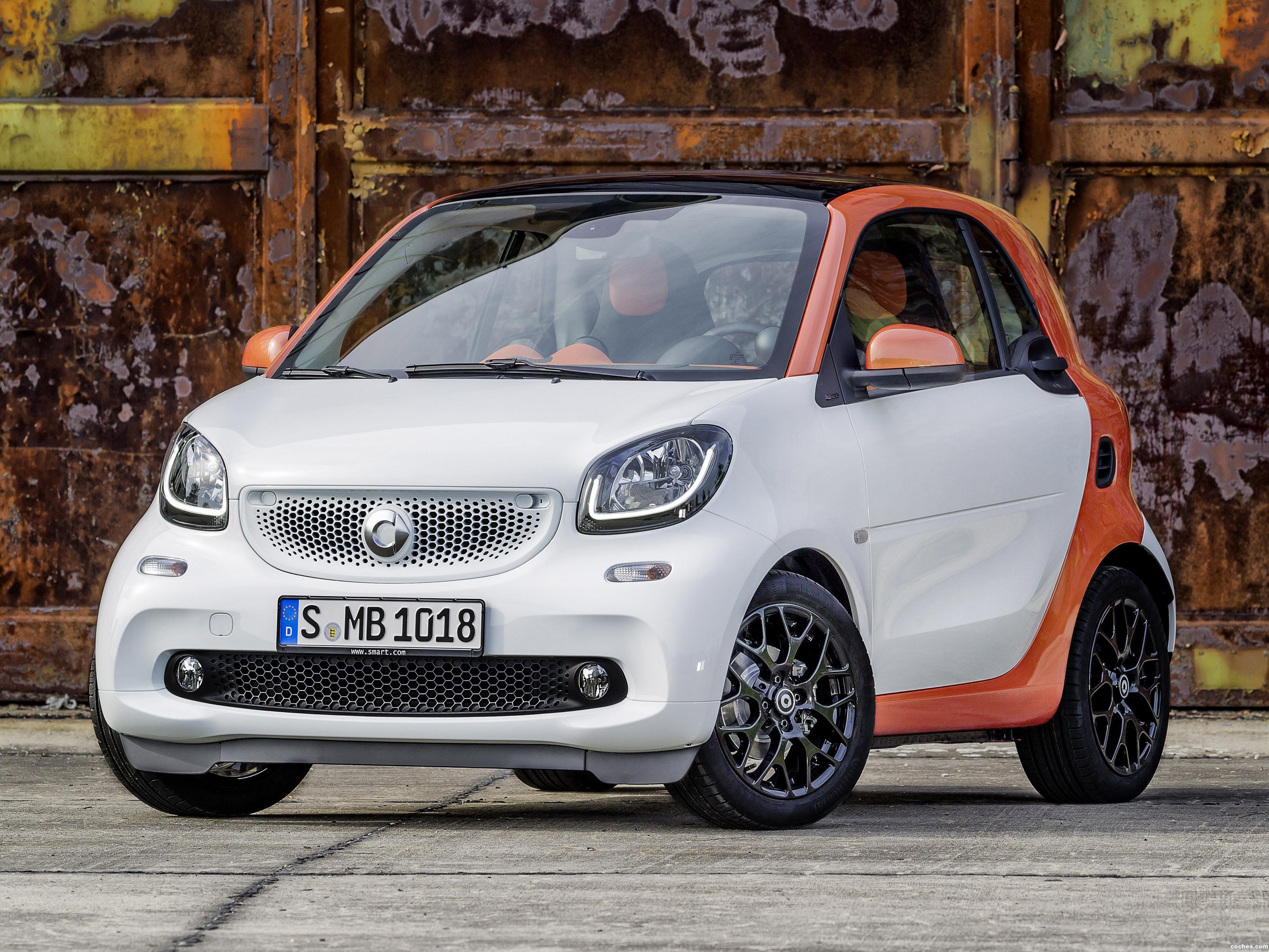 Foto 0 de Smart ForTwo Edition 1 Coupe C453 2014