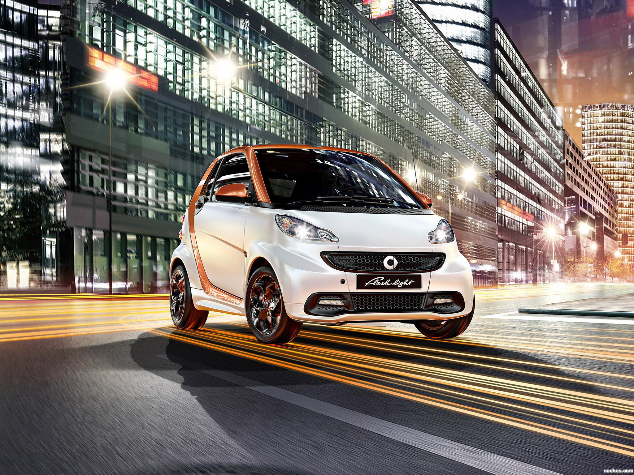 Foto 0 de Smart Fortwo Cabrio Edition Flashlight 2015