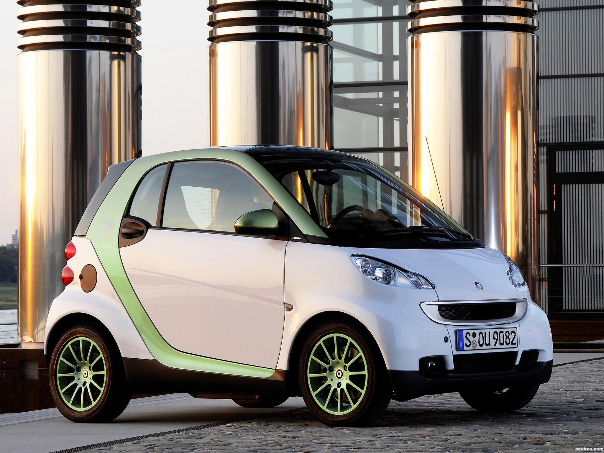 Foto 0 de Smart ForTwo Electric Drive 2010