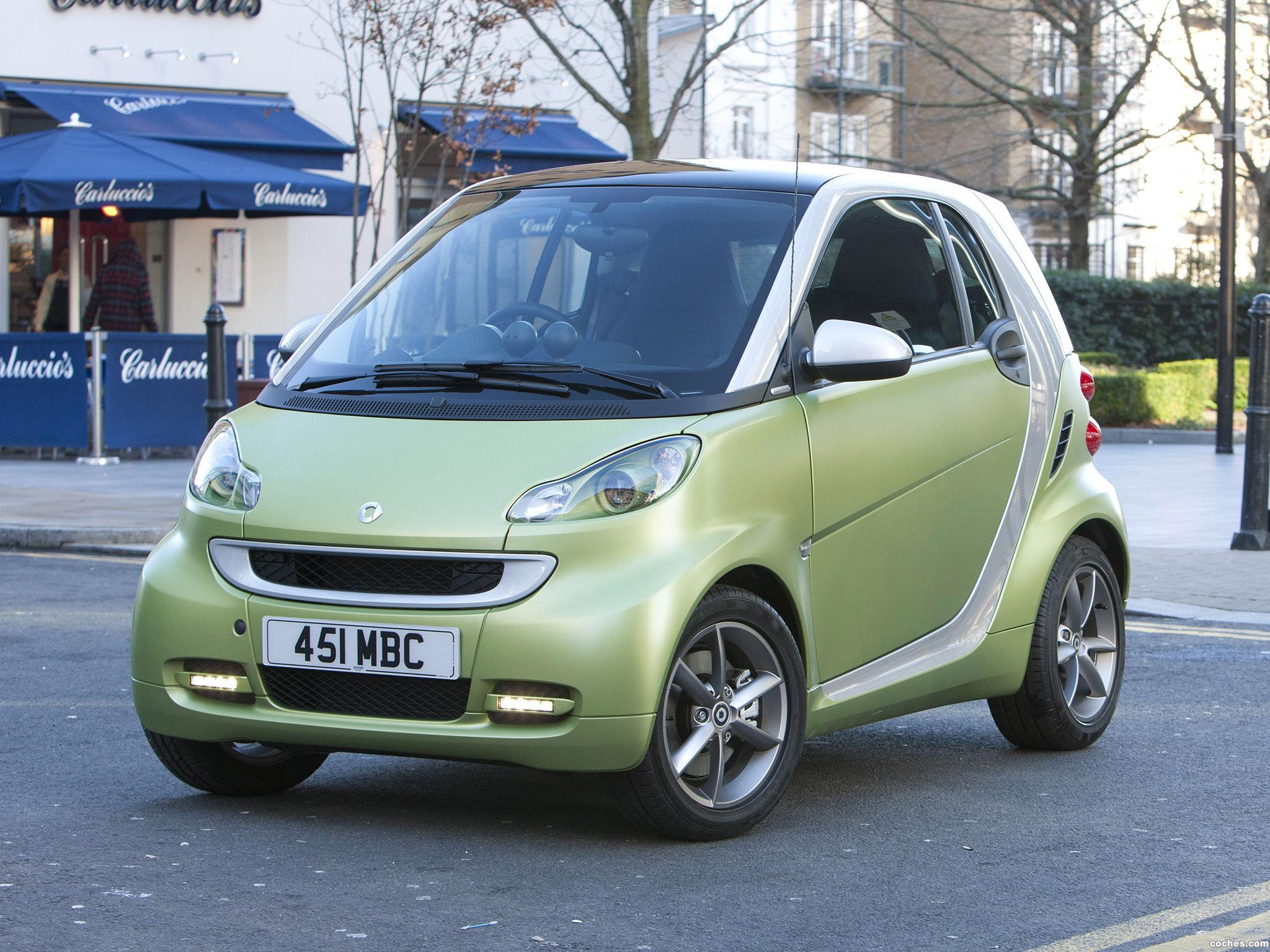 Foto 0 de Smart ForTwo Lightshine Edition UK 2011
