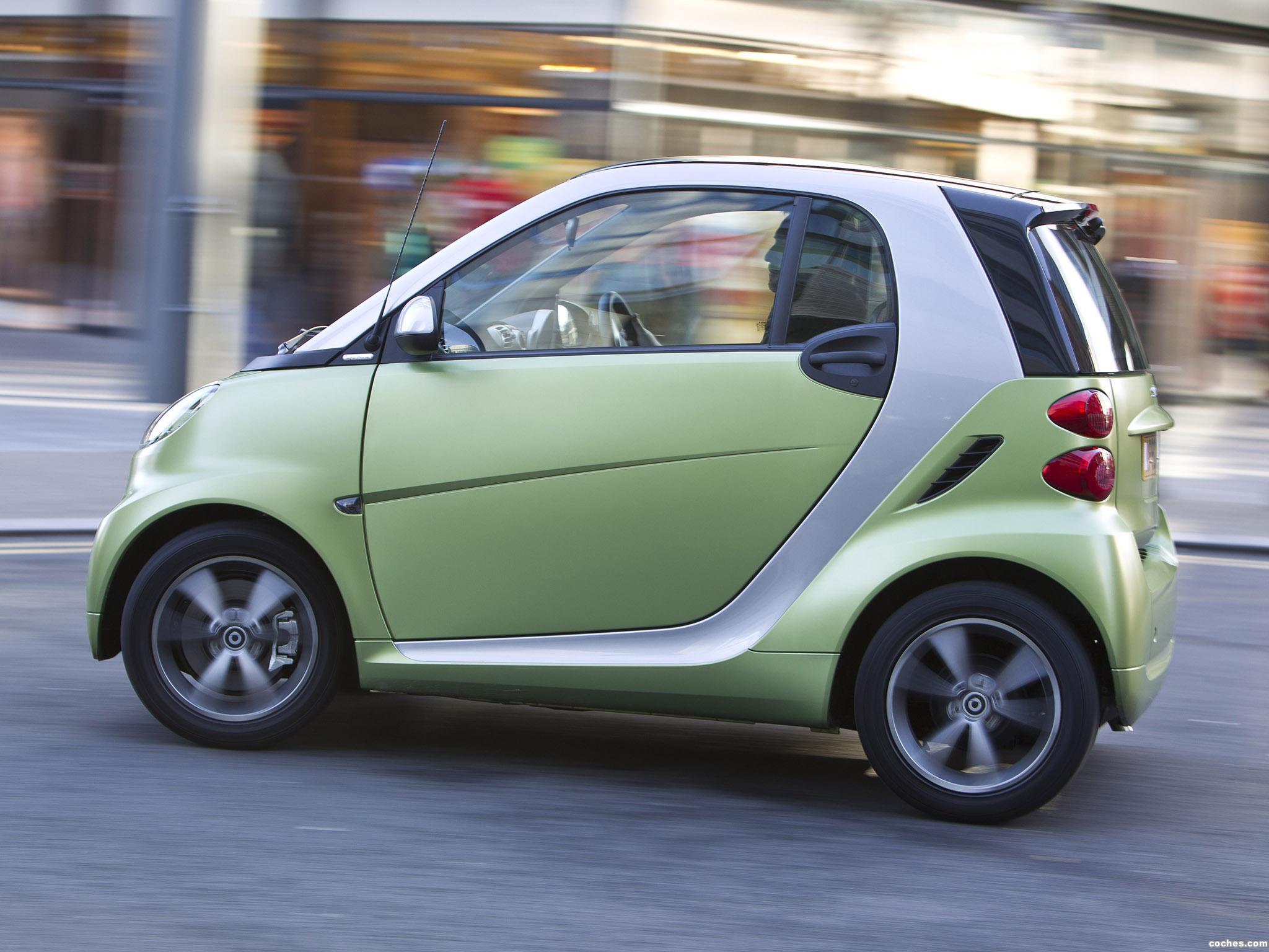 Foto 8 de Smart ForTwo Lightshine Edition UK 2011