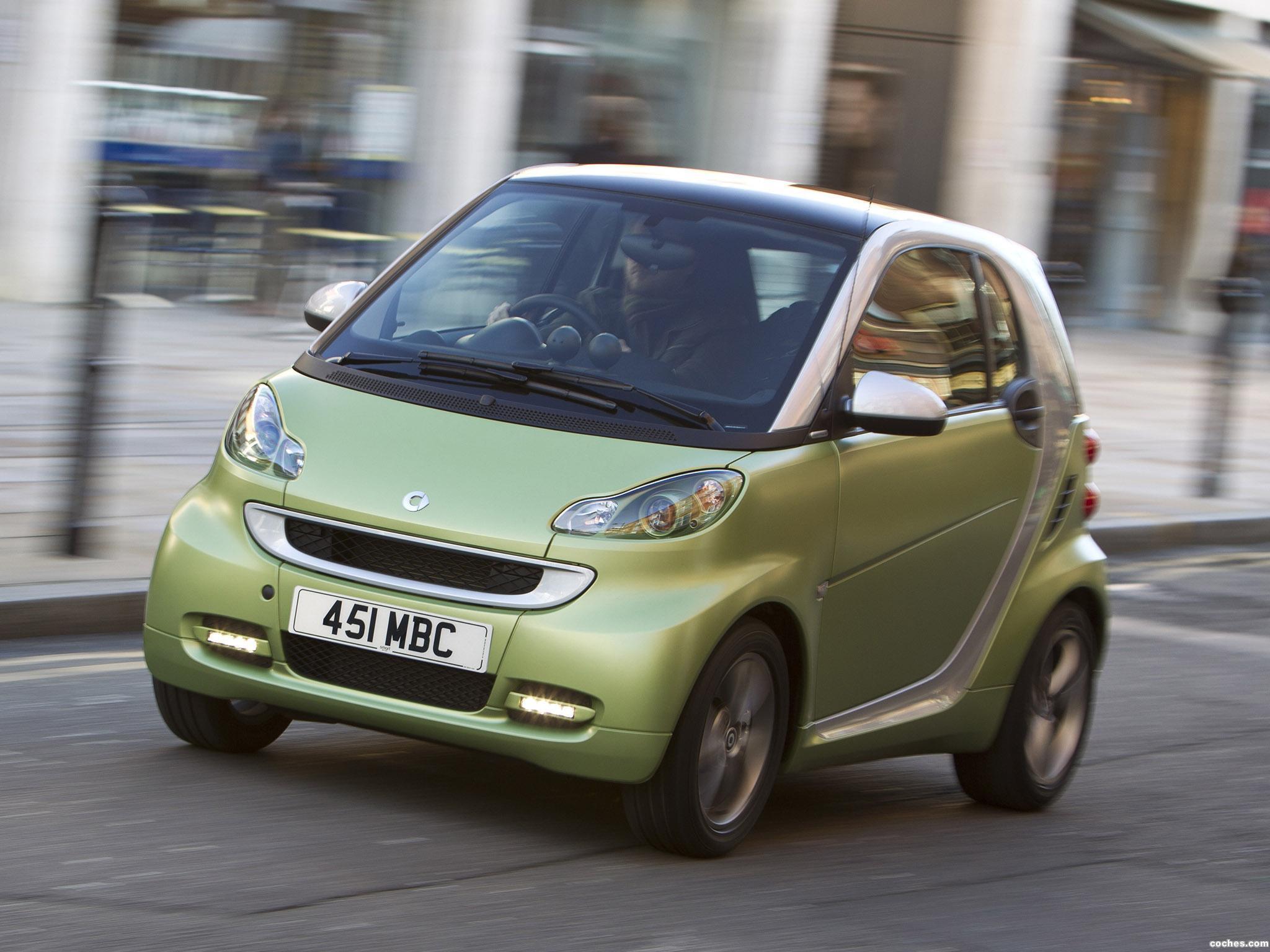 Foto 7 de Smart ForTwo Lightshine Edition UK 2011