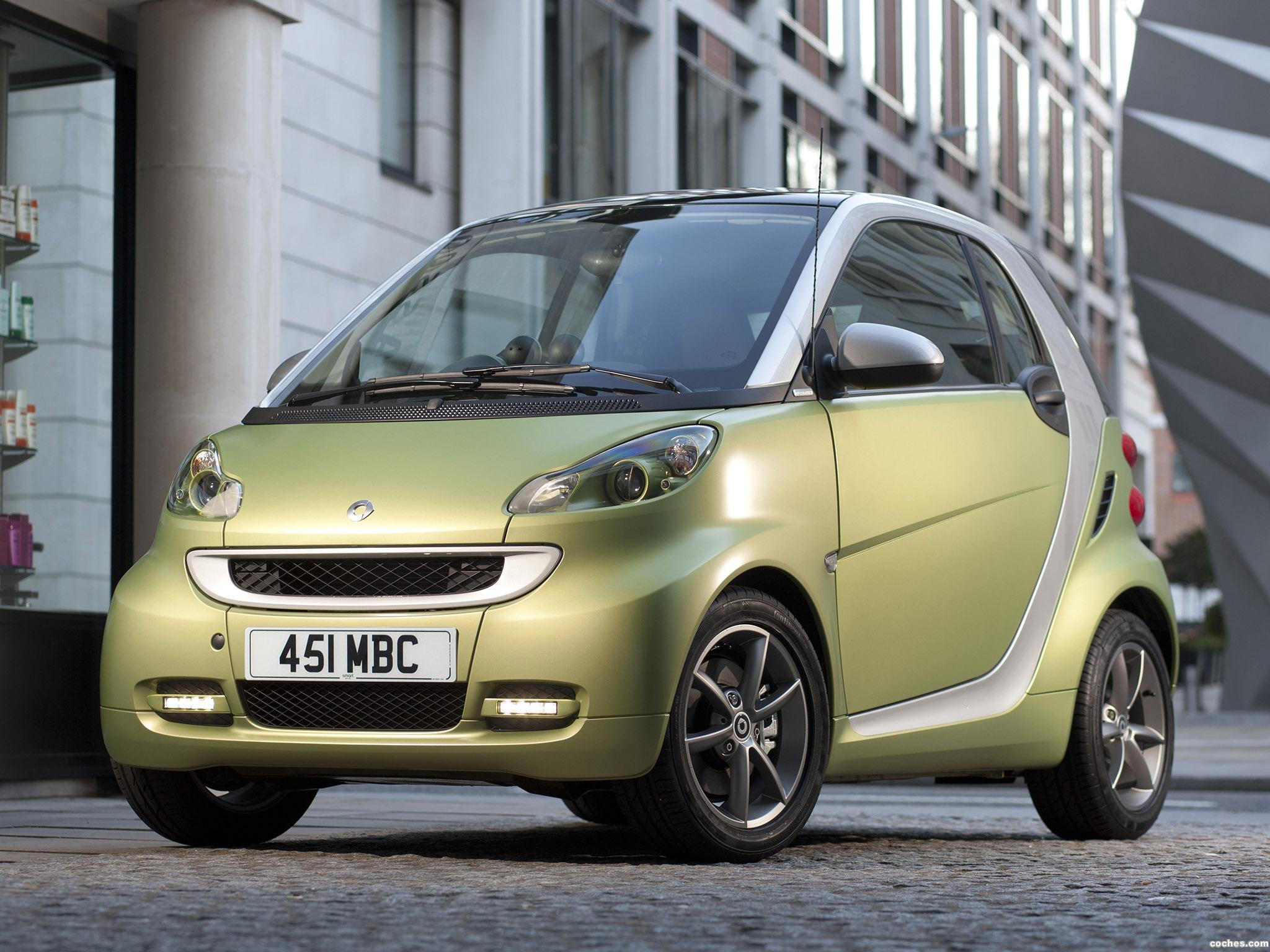 Foto 6 de Smart ForTwo Lightshine Edition UK 2011