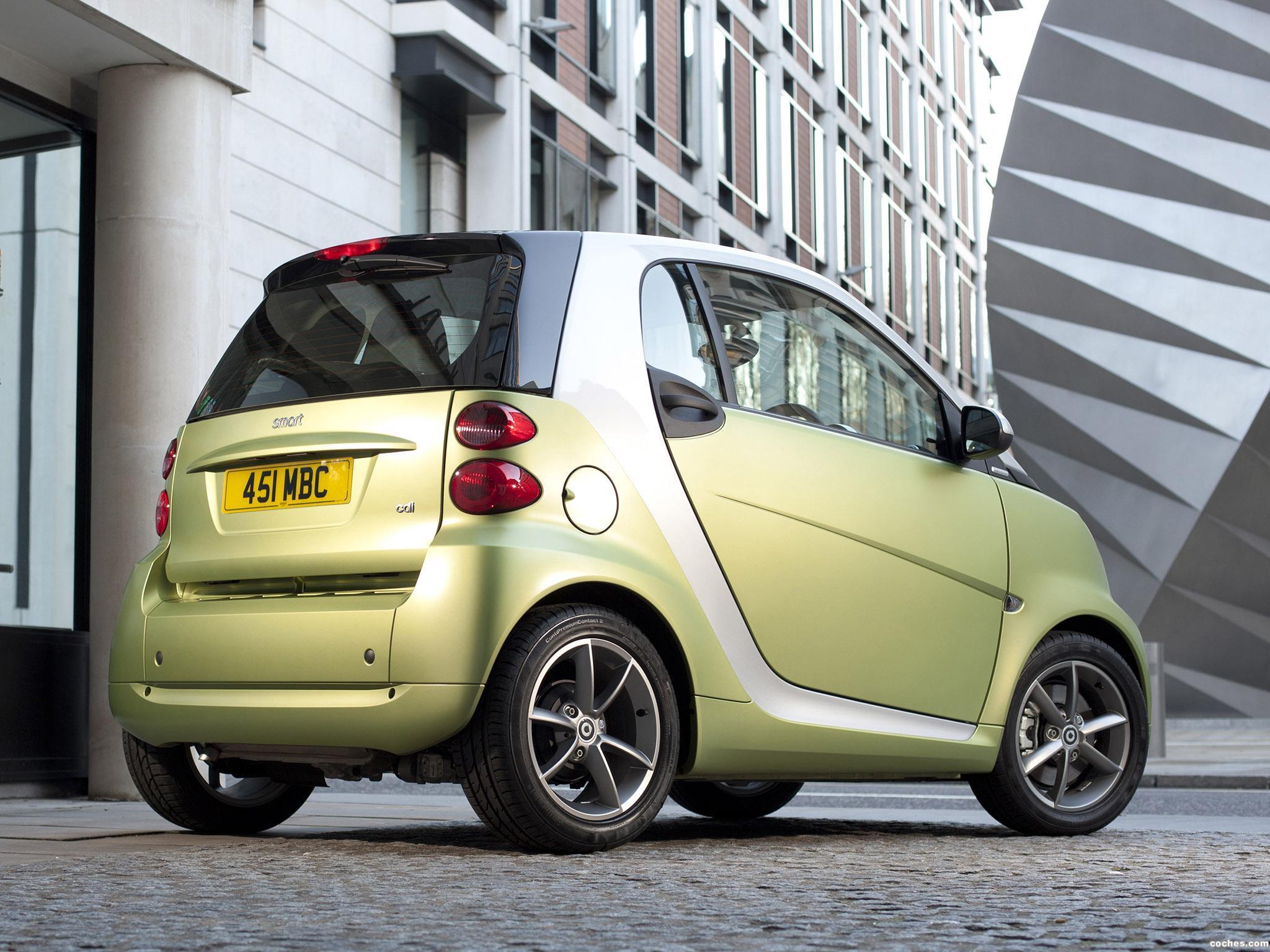 Foto 5 de Smart ForTwo Lightshine Edition UK 2011