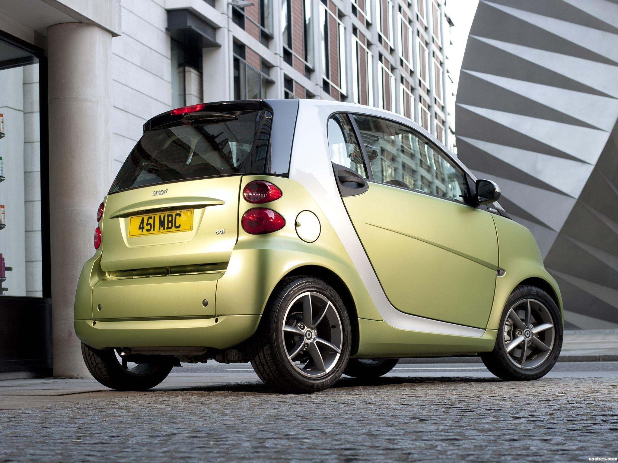 Foto 4 de Smart ForTwo Lightshine Edition UK 2011