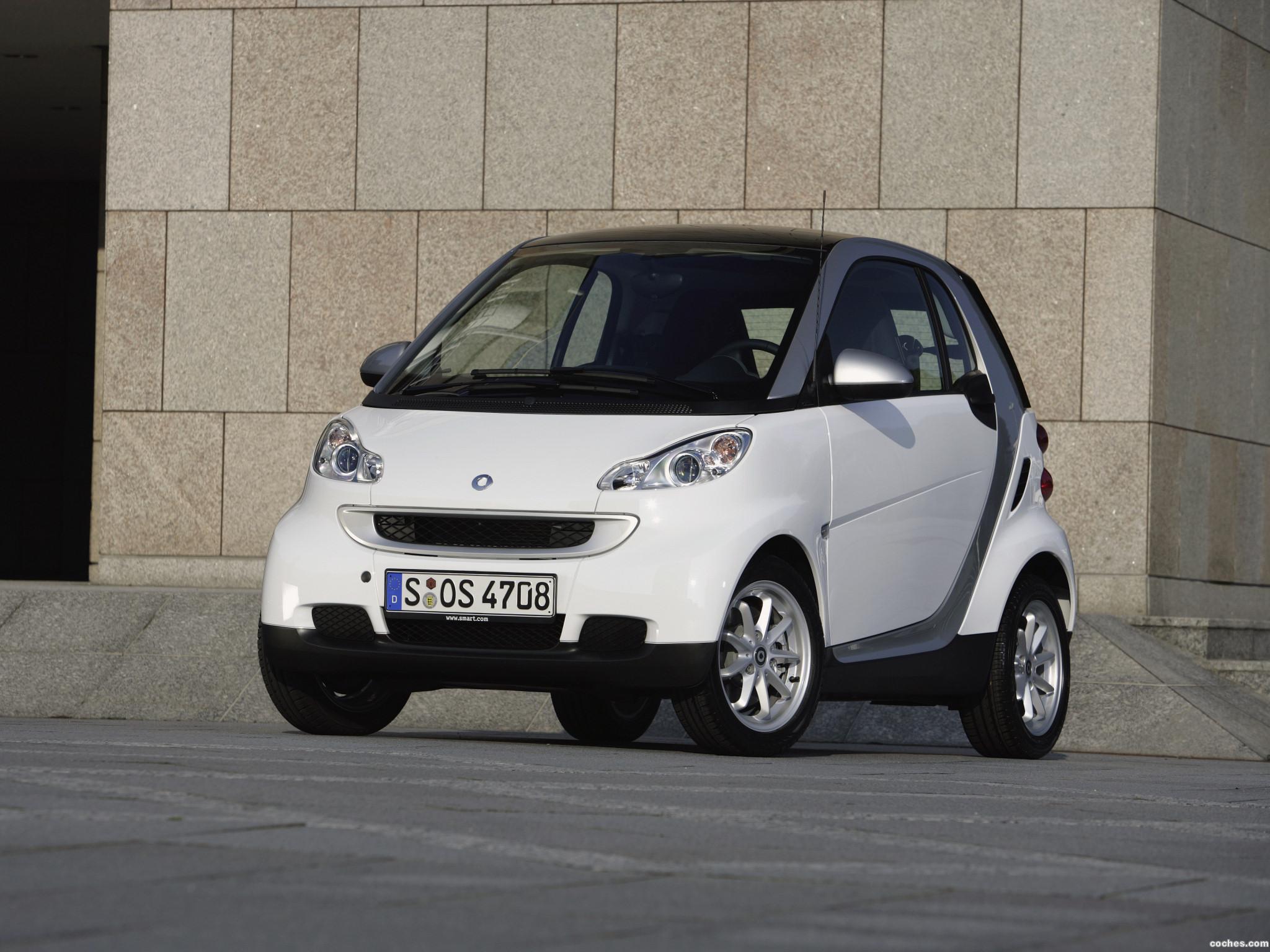 Foto 0 de Smart ForTwo Micro Hybrid Drive 2007