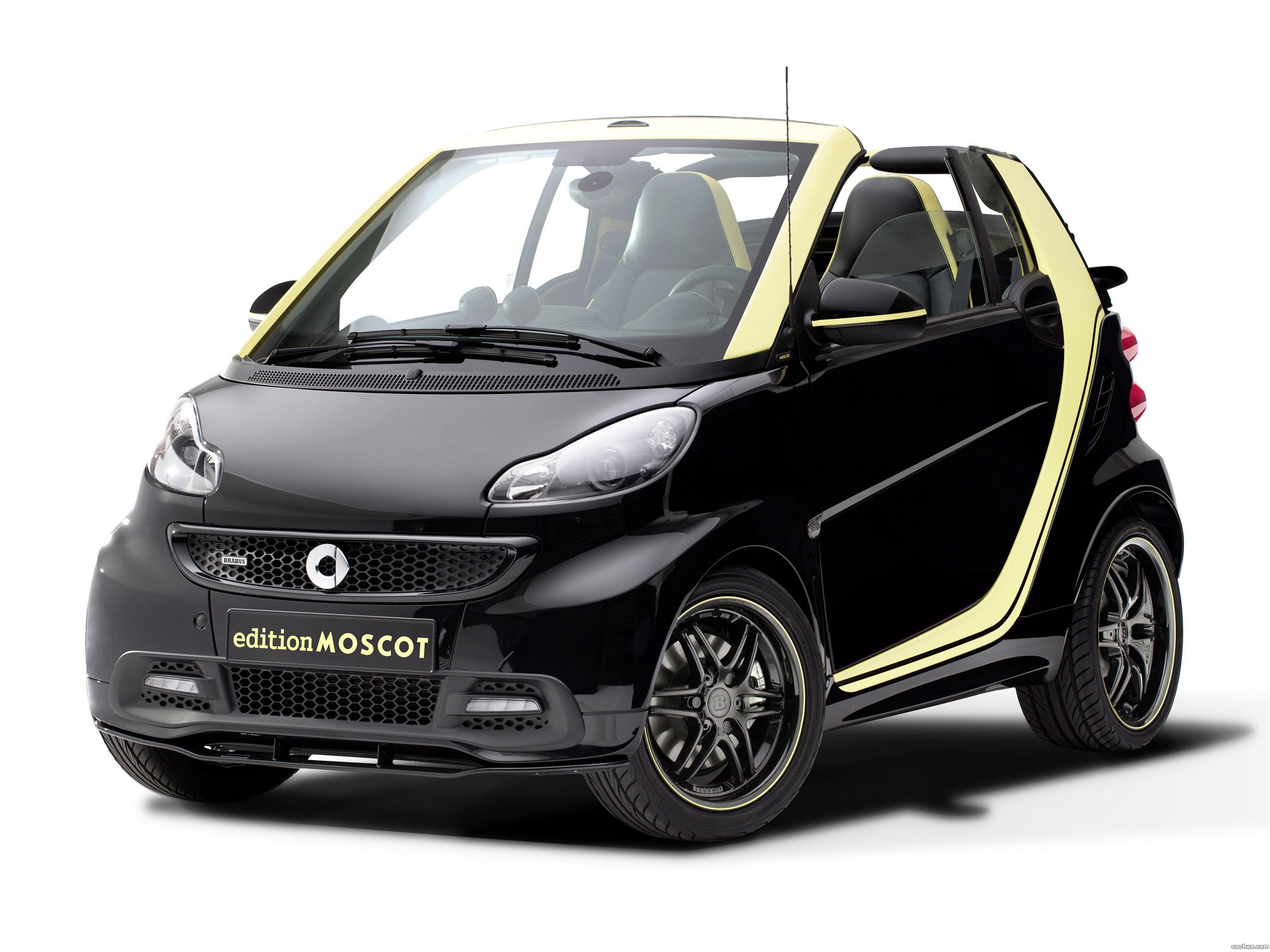 Foto 0 de Smart ForTwo Moscott Cabrio  2015