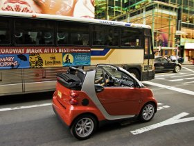 Ver foto 3 de Smart ForTwo Cabrio Passion 2007