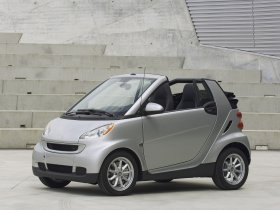 Fotos de Smart ForTwo Cabrio Passion 2007