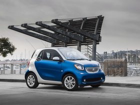 Ver foto 9 de Smart ForTwo Passion Electric Drive Coupe USA 2017