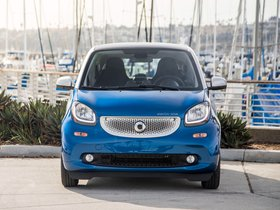 Ver foto 2 de Smart ForTwo Passion Electric Drive Coupe USA 2017