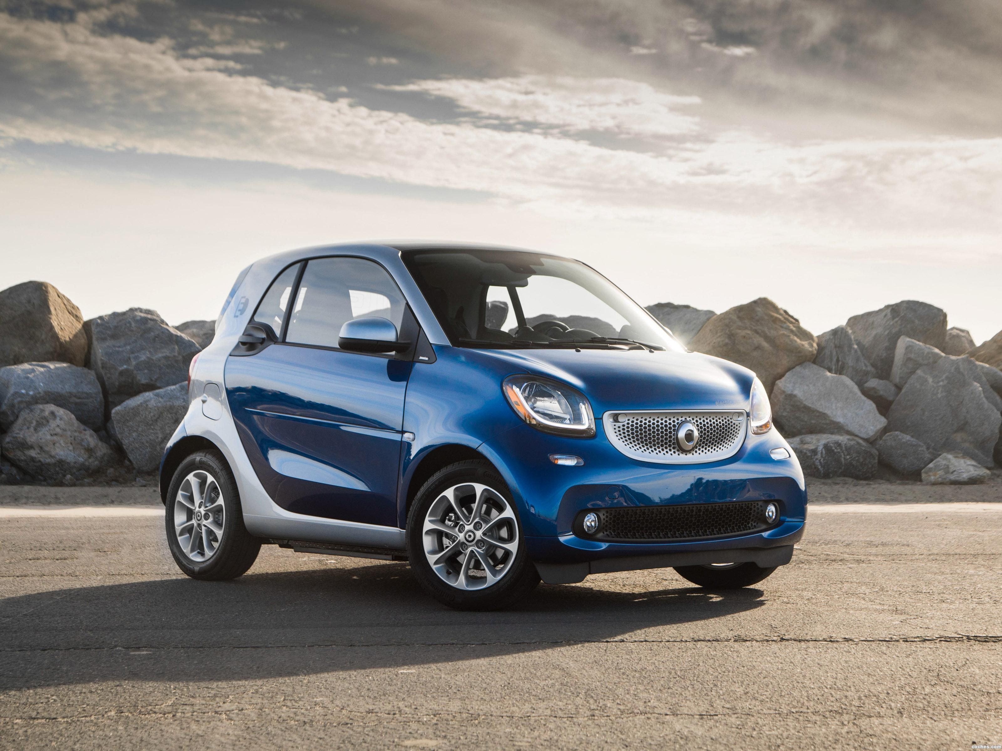 Foto 0 de Smart ForTwo Passion Electric Drive Coupe USA 2017