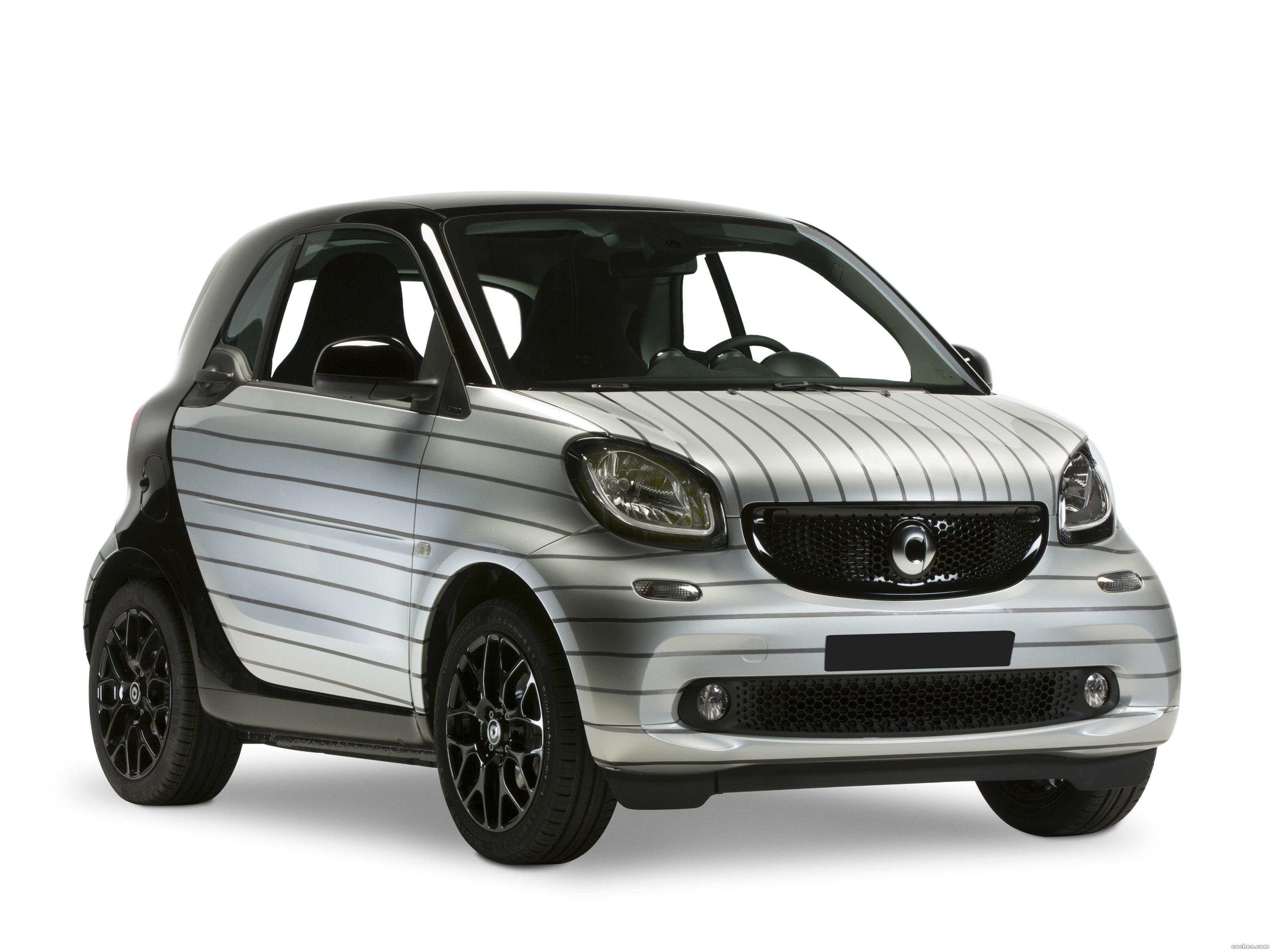 Foto 0 de Smart ForTwo Pinstripe by Garage Italia Customs 2016