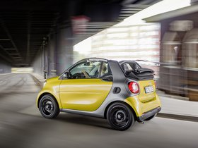 Ver foto 2 de Smart ForTwo Cabrio Prime A453 2015
