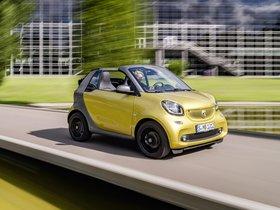 Fotos de Smart ForTwo Cabrio Prime A453 2015